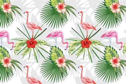 flamingi jako tapeta