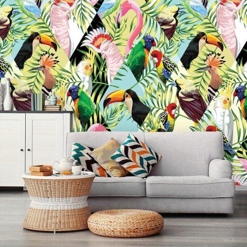 tropiki jako motyw