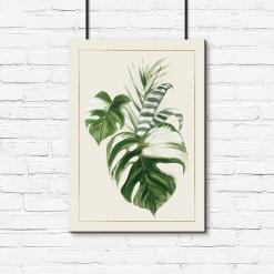 plakaty tropikalne