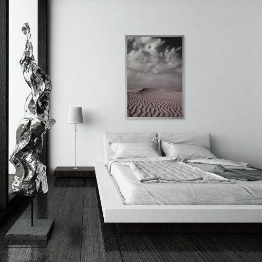 Plakat z motywem krajobrazu do sypialni