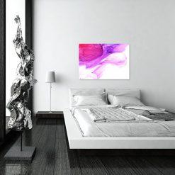Abstrakcyjny obraz do sypialni