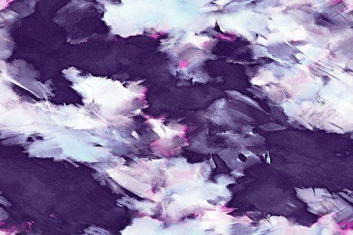 Obraz w kolorze fioletowym