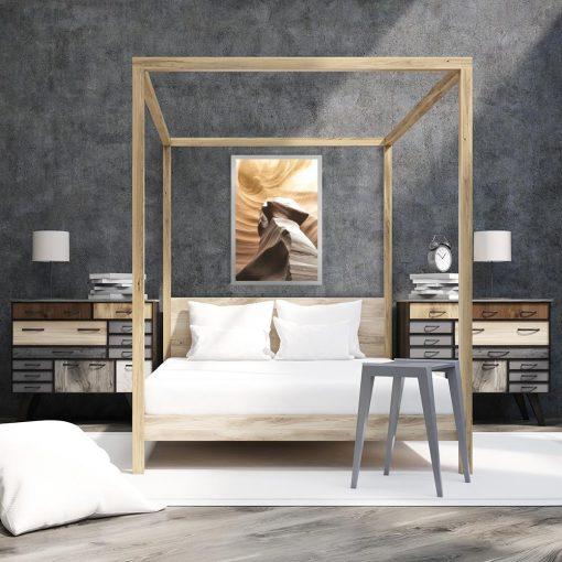 Plakat do ozdoby sypialni