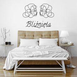 naklejki do sypialni znaki zodiaku