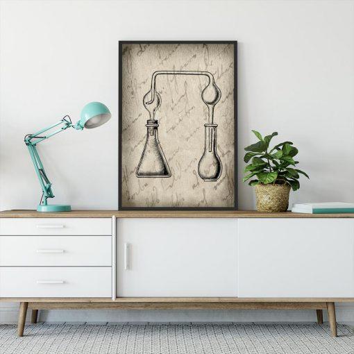 Plakat chemia