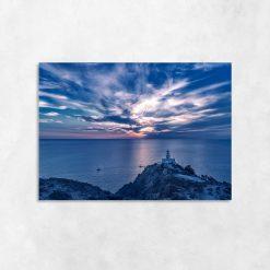 Obraz z morskim krajobrazem