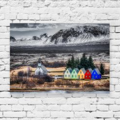 Obraz Islandia