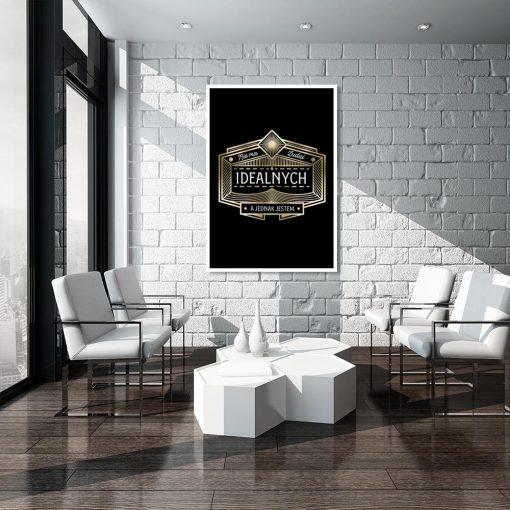 plakat do salonu art deco