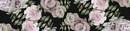 tapeta do kuchni róże