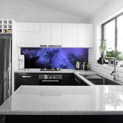 fototapeta kuchenna kosmos