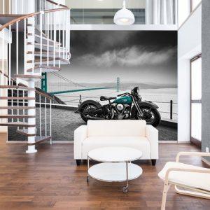 Fototapety samochody i motocykle