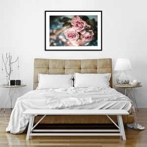 Plakaty kwiaty