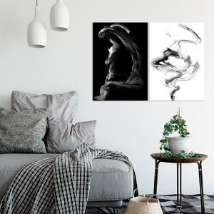 Plakaty abstrakcje