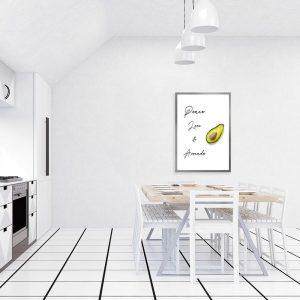 Plakaty jedzenie