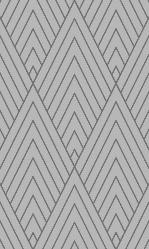 geometryczne wzory na naklejce okiennej