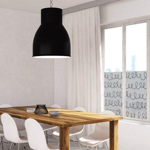 okleina mrożone szkło do kuchni z abstrakcyjnym wzorem