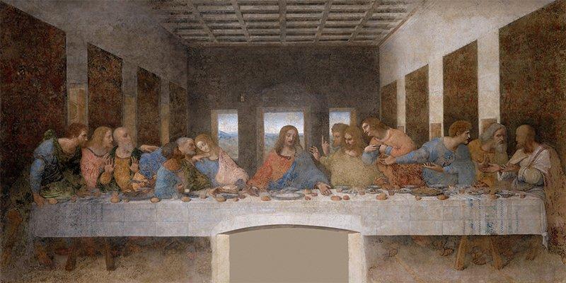 obrazy do kościoła z religijnymi scenami