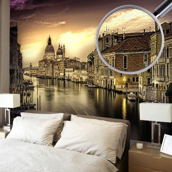 fototapeta z panoramą Wenecji