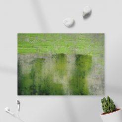 abstrakcyjny obraz jak malowany