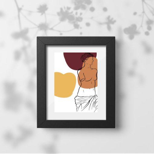 Plakat z Wenus z Milo do sypialni