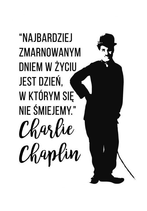 Plakat typograficzny - Śmiech