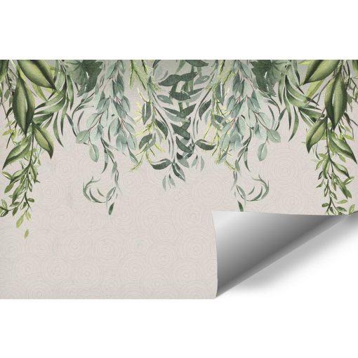 Botaniczna fototapeta do pokoju