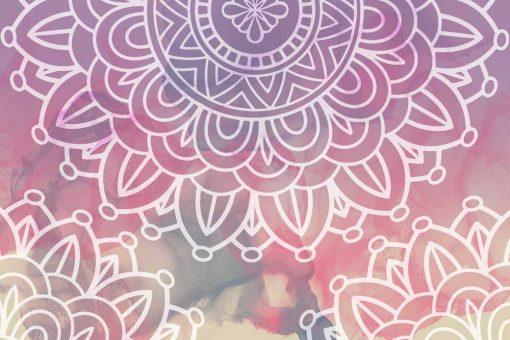 Fototapeta z mandalami
