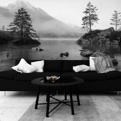 Foto-tapeta z krajobrazem do salonu
