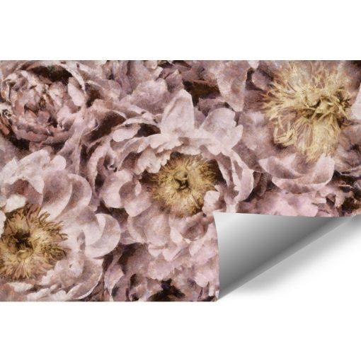Foto-tapeta z motywem kwiatów do pokoju