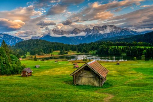Fototapeta - Górskie widoki
