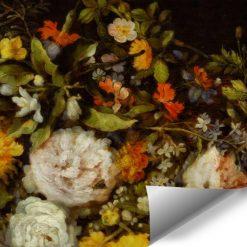 Fototapeta z kwiatuszkami