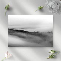 Obraz z mgłą do pokoju