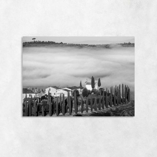 obraz z motywem Toskanii