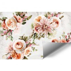 Foto-tapeta kwiatowa