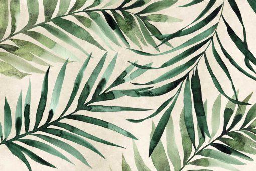 Foto-tapeta z motywem botanicznym