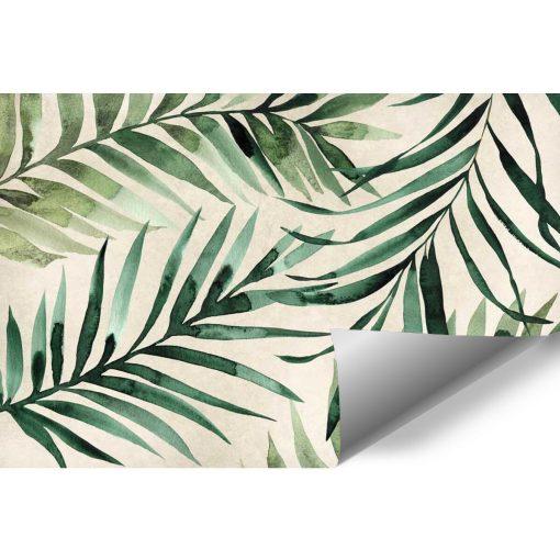 Foto-tapeta z zielonymi roślinami