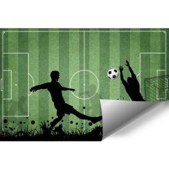 Piłka nożna - Fototapeta dla chłopca
