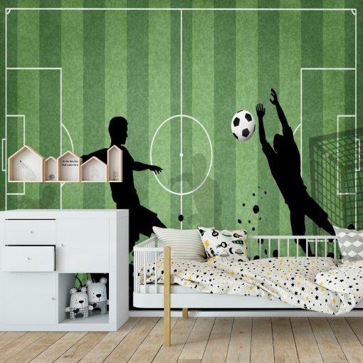 Piłka nożna - Fototapeta dla nastolatka