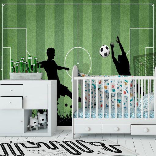 Piłka nożna - Fototapeta dla przedszkolaka