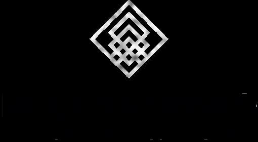 Trójwymiarowe logo z minimalistycznym ornamentem dla mechanika