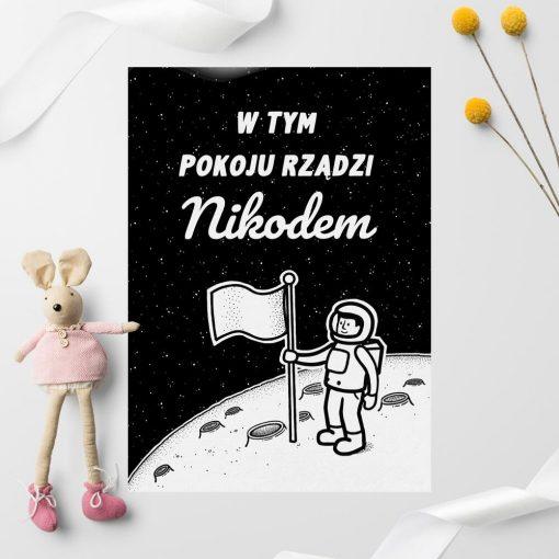 Imienny plakat dla Twojego dziecka - podaj imię