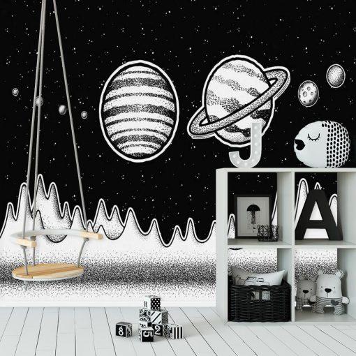 Foto-tapeta z Kosmosem