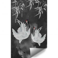 Fototapeta z motywem ptaków