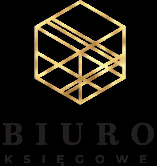 Biuro księgowe - logo 3d