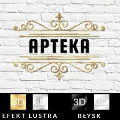 Logo dla apteki