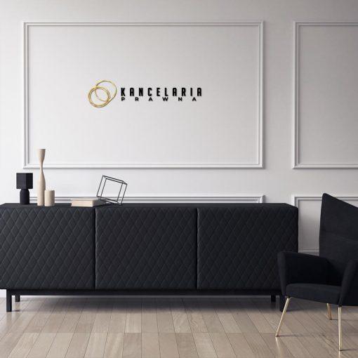 Logo dla kancelarii prawnej
