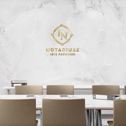Logo do gabinetu notarialnego