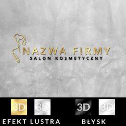 Logotyp do salonu kosmetycznego