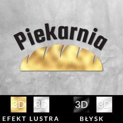 Logotyp - piekarnia