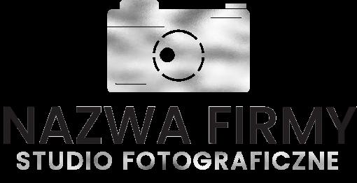 Samoprzylepny znak firmowy z aparatem dla fotografa